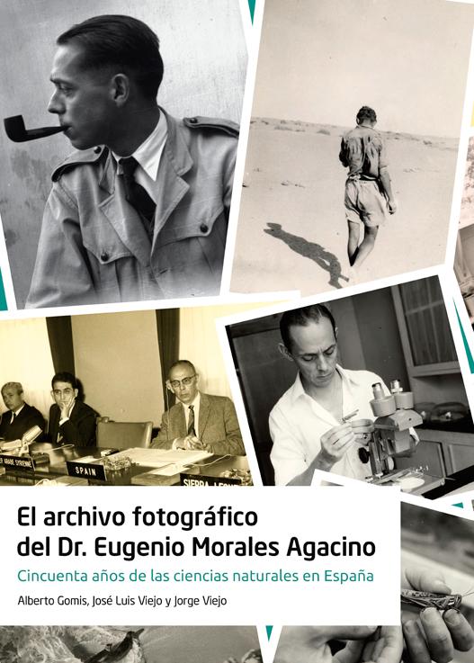 Portada de El archivo fotográfico del Dr. Eugenio Morales Agacino