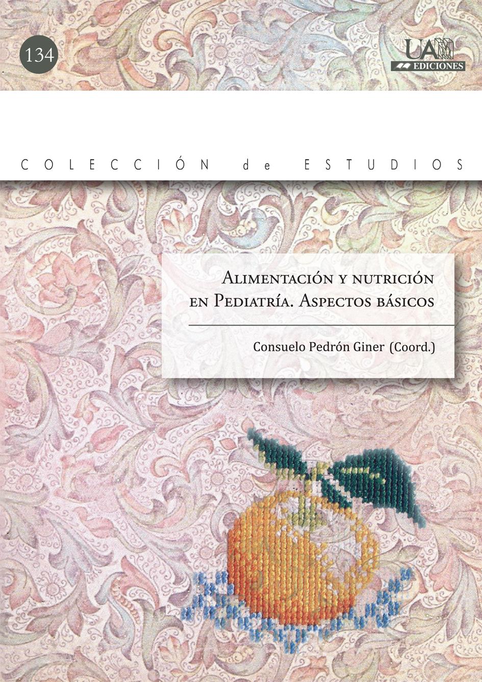 Portada de Alimentación y nutrición en Pediatría