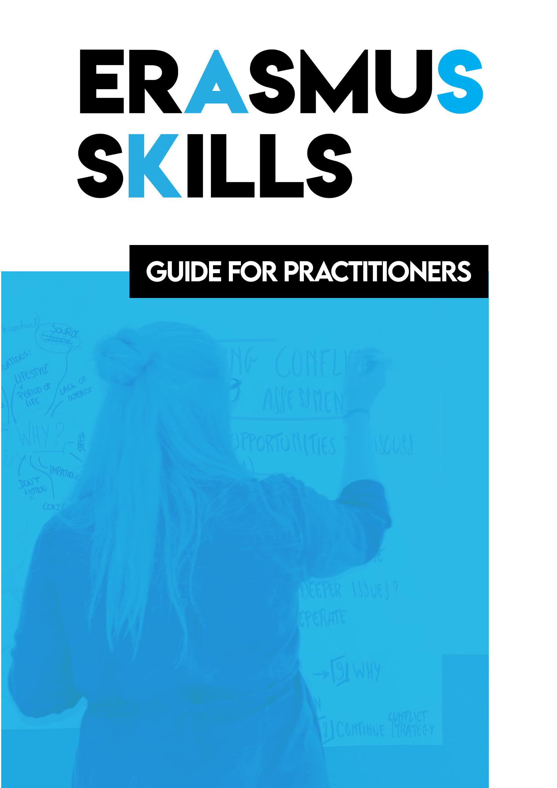 Portada de Erasmus Skills. Guide for practitioners
